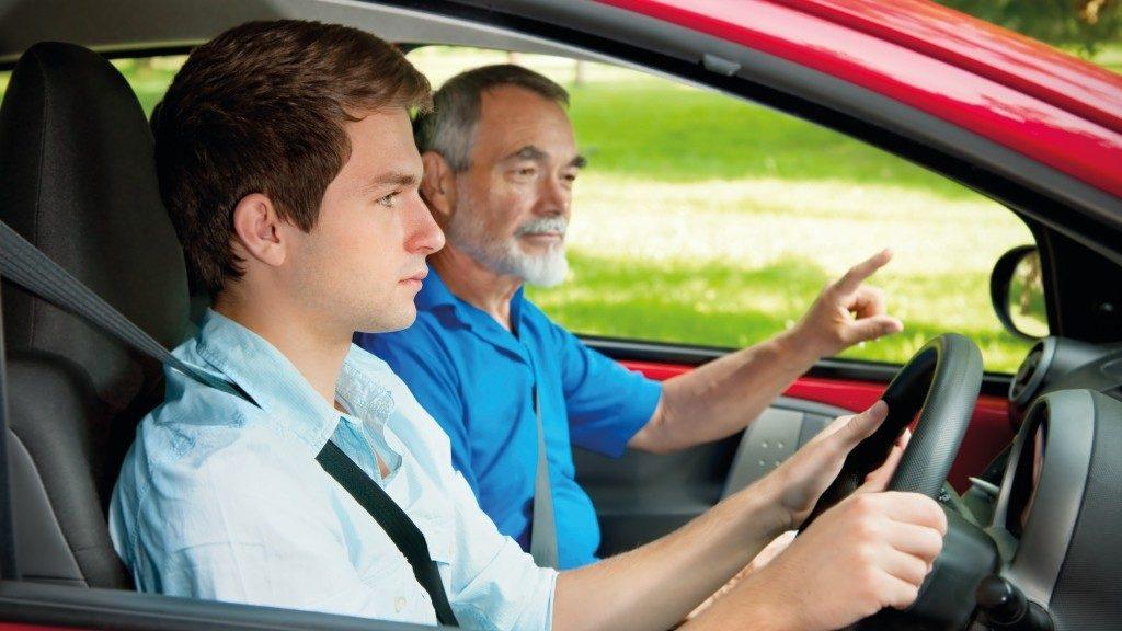 driving lessons Brisbane